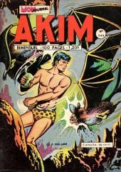 Akim (1re série) -348- Les démons des ténèbres
