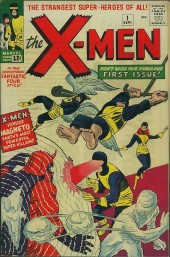 Uncanny X-Men (The) (1963) -1- X-men