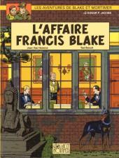 Blake et Mortimer (Éditions Blake et Mortimer) -13- L'affaire Francis Blake