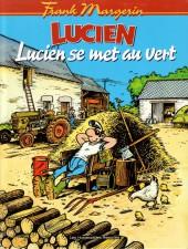 Lucien (et cie) -5- Lucien se met au vert