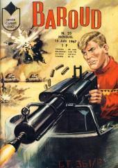 Baroud (Lug - As de Carreau) -25- Un dossier pour les Nazis