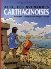 Alix (Intégrale) -5- Les aventures carthaginoises