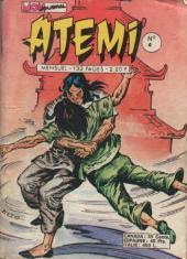 Atémi -4- Le traître