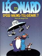 Léonard -25- D'où viens-tu génie ?