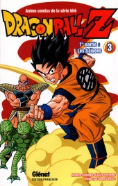 Dragon Ball Z -3- 1re partie : Les Saïyens 3