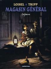 Magasin général -4- Confessions
