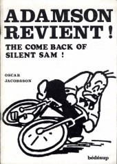 Adamson (Jacobsson) -2- Adamson revient !