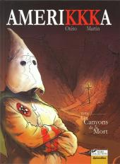 Amerikkka -1- Les Canyons de la Mort