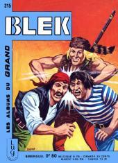 Blek (Les albums du Grand) -215- Numéro 215