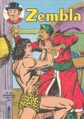 Zembla -178- Le section des hommes perdus