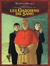 Le triangle secret - Les Gardiens du Sang -1- Le Crâne de Cagliostro