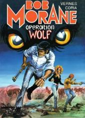 Bob Morane 3 (Lombard) -28- Operation Wolf