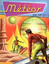 Météor (1re Série - Artima) -102- L'astre des naufrageurs