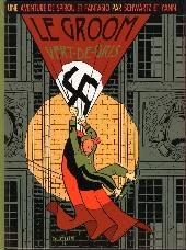 Spirou et Fantasio (Une aventure de / Le Spirou de...) -5- Le groom vert-de-gris