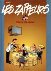 Les zappeurs -5- Sauce zappeur