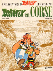 Astérix -20- Astérix en Corse