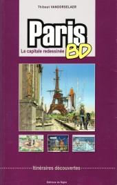 (DOC) Études et essais divers -7- Paris BD - La capitale redessinée - Itinéraires découvertes