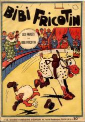 Bibi Fricotin (2e Série - SPE) (Après-Guerre) -2- Les farces de Bibi Fricotin