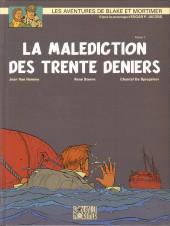 Blake et Mortimer (Éditions Blake et Mortimer) -19- La Malédiction des trente deniers - Tome 1