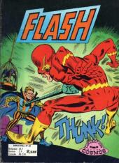 Flash (Arédit - Pop Magazine/Cosmos/Flash) -28- Le super-héros à la grosse tête