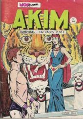 Akim (1re série) -455- L'ennemie implacable