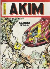 Akim (1re série) -REC144- Album N°144 (du n°697 au n°700)