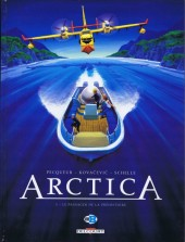 Arctica -3- Le Passager de la Préhistoire