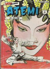 Atémi -Rec49- Album N°49 (du N°192 au N°195)