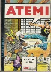 Atémi -Rec54- Album N°54 (du N°212 au N°215)