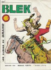 Blek (Les albums du Grand) -444- Numéro 444