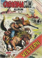 Carabina Slim -REC41- Album n°41 (du n°149 au n°151)