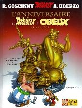 Astérix -34- L'anniversaire d'Astérix & Obélix - Le livre d'or