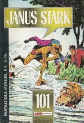 Janus Stark -101- La folie de Brett