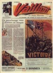 Vaillant (le journal le plus captivant) -31- Vaillant