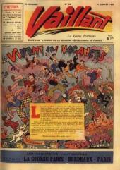 Vaillant (le journal le plus captivant) -34- Vaillant