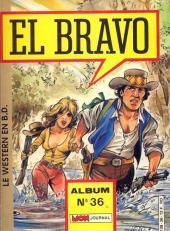 El Bravo (Mon Journal) -Rec36- Recueil n°36 (du n°106 au n°108)