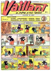 Vaillant (le journal le plus captivant) -100- Vaillant