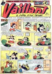 Vaillant (le journal le plus captivant) -381- Vaillant