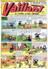 Vaillant (le journal le plus captivant) -388- Vaillant