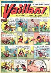 Vaillant (le journal le plus captivant) -391- Vaillant