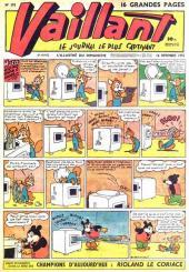 Vaillant (le journal le plus captivant) -392- Vaillant