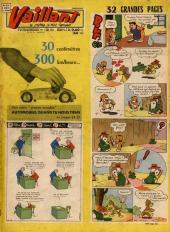 Vaillant (le journal le plus captivant) -812- Vaillant