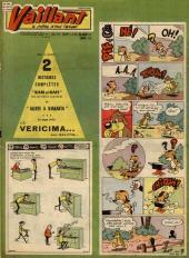 Vaillant (le journal le plus captivant) -807- Vaillant