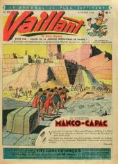 Vaillant (le journal le plus captivant) -50- Vaillant