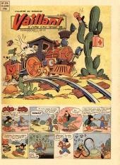 Vaillant (le journal le plus captivant) -578- Vaillant