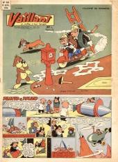 Vaillant (le journal le plus captivant) -583- Vaillant
