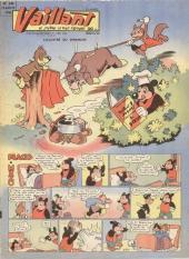 Vaillant (le journal le plus captivant) -588- Vaillant
