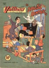 Vaillant (le journal le plus captivant) -593- Vaillant