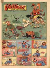 Vaillant (le journal le plus captivant) -598- Vaillant