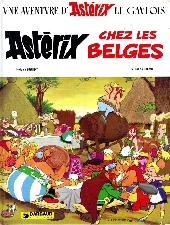 Astérix -24- Astérix chez les Belges